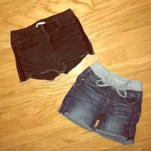 Justice And H&M Shorts Bundle Size 7